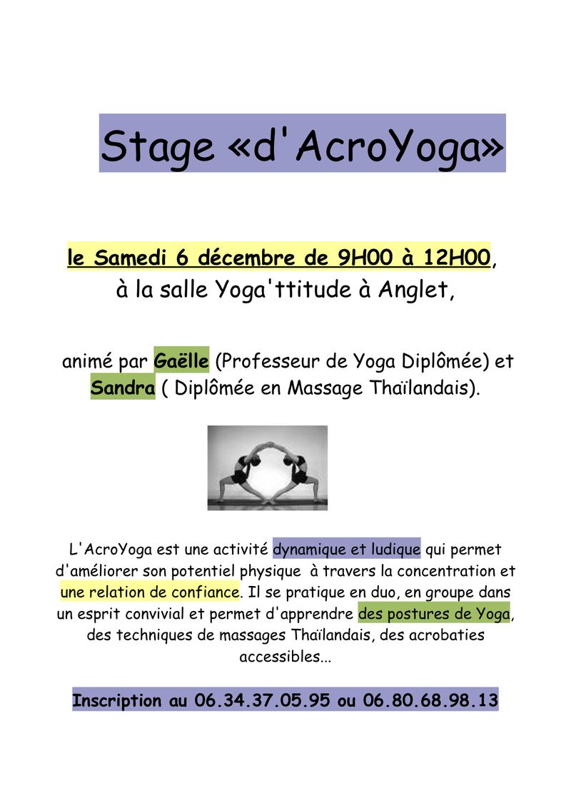 ACROYOGA 6 DEC